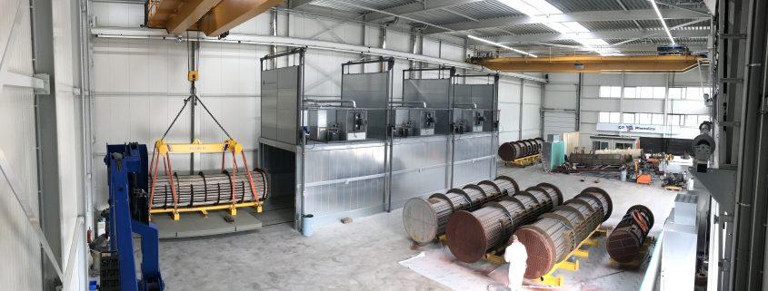 CP Phenolics facility